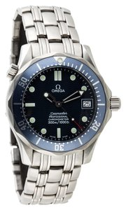 Omega MEN'S OMEGA SEAMASTER PROFESSIONAL STAINLESS STEEL WATCH