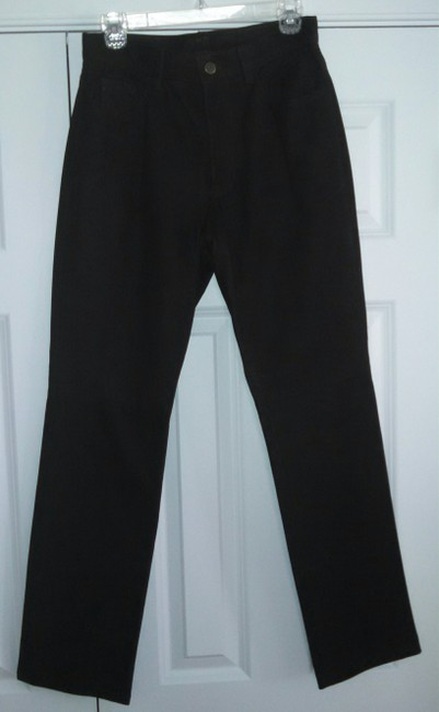 Polo Sport Straight Pants Chocolate Brown