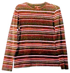 Eddie Bauer Striped Sweater