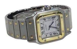 Cartier Cartier Santos two-toned watch