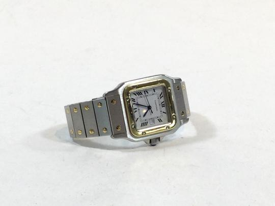 Cartier Cartier Santos Two-Tone Watch - Great Deal
