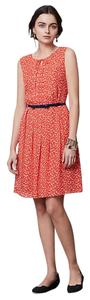Anthropologie Karen Walker Madewell Polka Dot Spring Dress