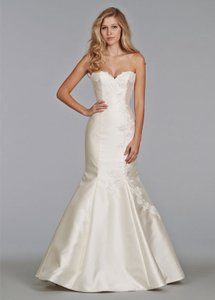 Tara Keely Tara Keely Sweetheart Mermaid Gown In Satin Style #32849366 Wedding Dress