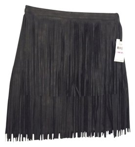 Skye's the Limit Mini Skirt Black