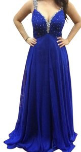 Mac Duggal Couture Prom Gown Dress