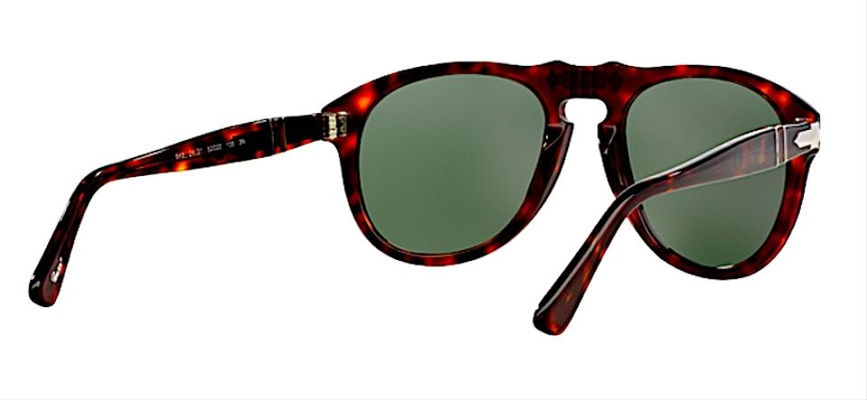 16c6d4e6b2 Persol Tortoise with Classic Green Lenses Steve Mcqueen Style 649 ...