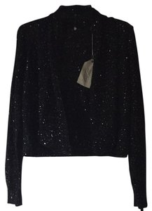 Anthropologie Jeans Sequin Comfortable Cardigan