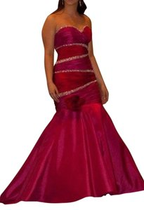 Evenings By Allure Prom Gown Dress