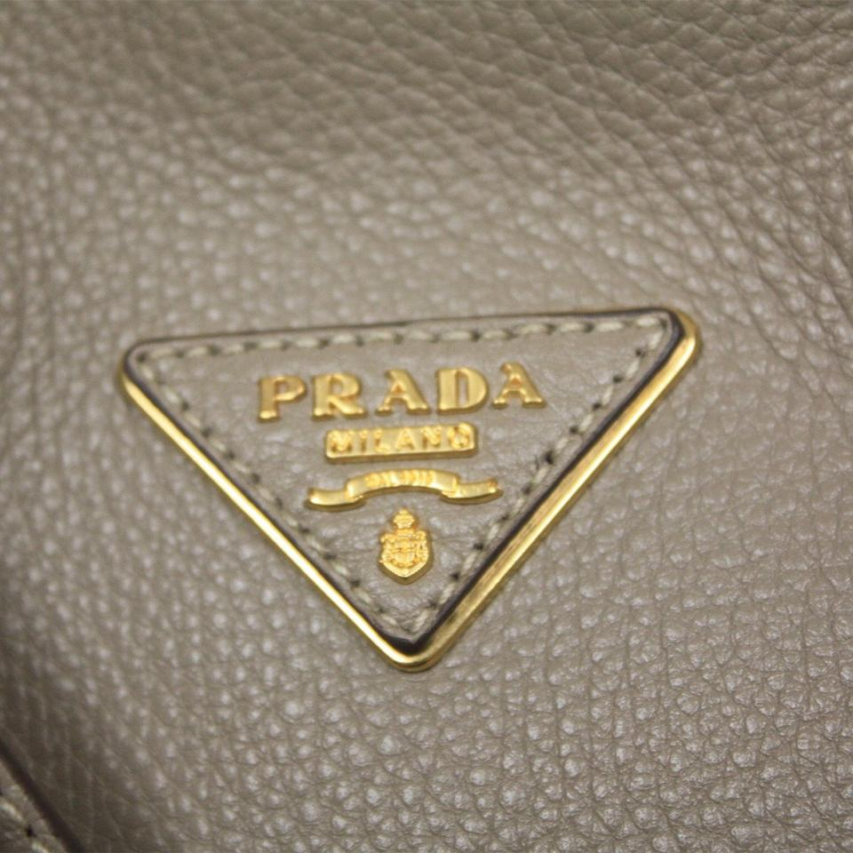prada soft calf bauletto bag