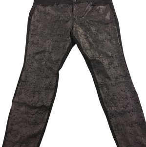 Torrid Skinny Pants Black
