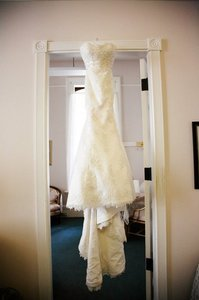 Casablanca Elegant Wedding Dress Wedding Dress
