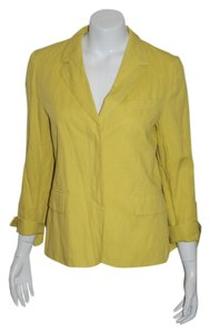 Vince yellow lime Blazer