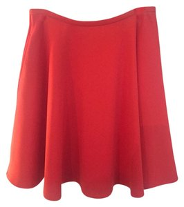 Ted Baker With Pockets Skirt Red