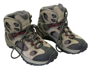 Merrell Gray Hiking Boots