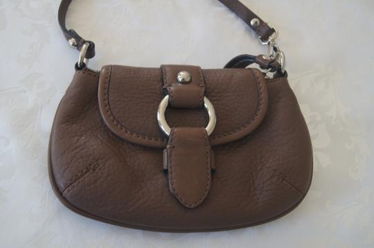 Banana Republic Mini Leather Leather Leather Shoulder Bag