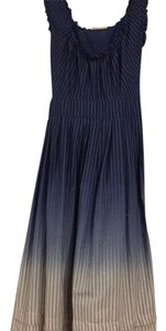 Blue Maxi Dress by Converse