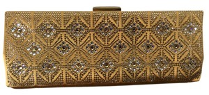 Escada Bronze Clutch