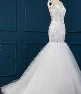 Gorgeous Mermaid Wedding Dress (fitted) Wedding Dress
