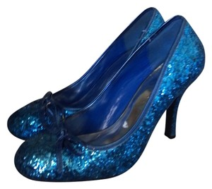 Diva Lounge Blue Pumps