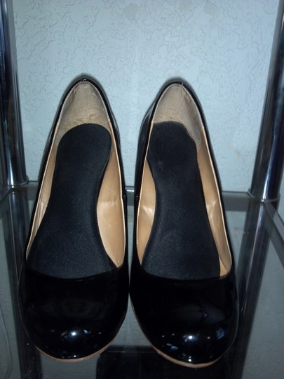 Worthington Black Pumps