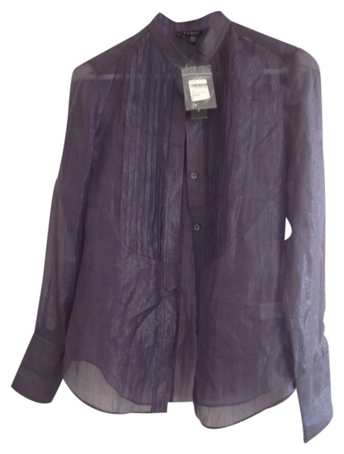 Preload https://item3.tradesy.com/images/theory-blouse-size-4-s-1341952-0-0.jpg?width=400&height=650