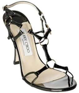 Jimmy Choo New With Defects 439001238281 High Heels Size 36.5 Eu Black Sandals