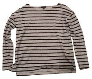 J.Crew T Shirt Gray snd black
