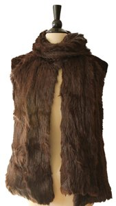 Matthew Williamson Stunning 100% Fur Vest