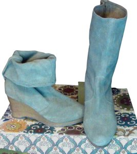 Avon Taupe Suede Boots