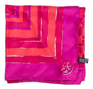 Tory Burch Concentric Silk Scarf