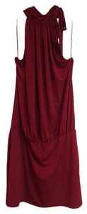 Express short dress Red Romance on Tradesy