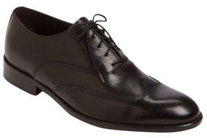 To Boot New York Firenze black leather Wingtip Oxfords size 11.5 D Mens lace up