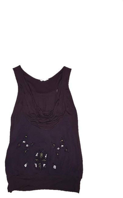 Preload https://item4.tradesy.com/images/silence-and-noise-tank-top-brown-1342428-0-0.jpg?width=400&height=650