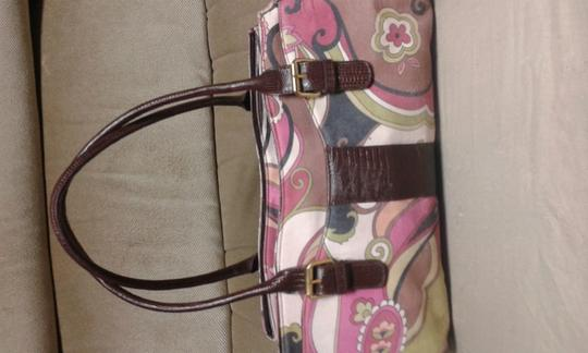 Bueno Collection Satchel in Multi Image 2