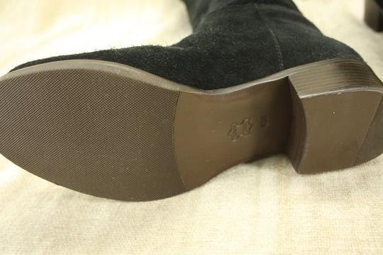 Tory Burch Classic Formal Black Boots Image 1