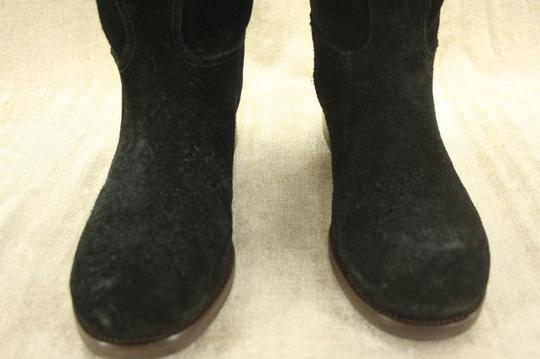 Tory Burch Classic Formal Black Boots Image 2