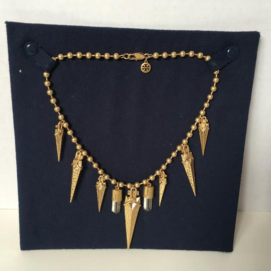 Tory Burch Arrowhead Bib Necklace Image 2