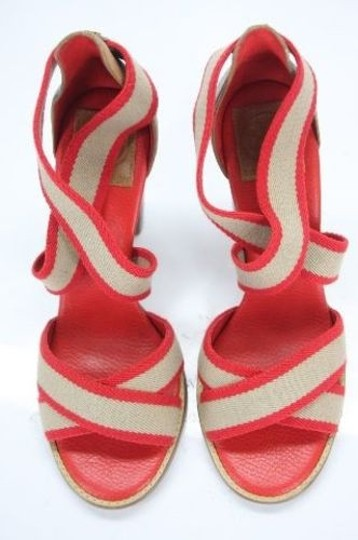 Tory Burch Red Pumps Image 2