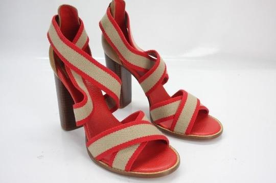 Tory Burch Red Pumps Image 3