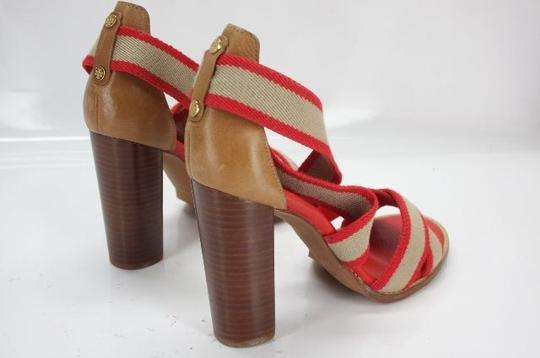 Tory Burch Red Pumps Image 5