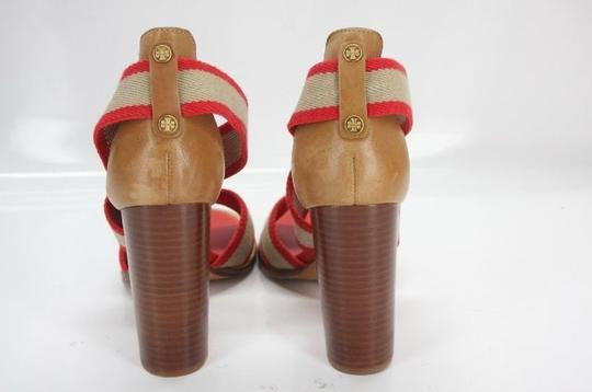 Tory Burch Red Pumps Image 6