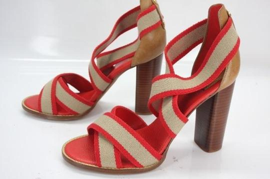 Tory Burch Red Pumps Image 8