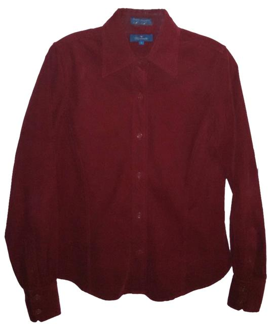 Preload https://item2.tradesy.com/images/faconnable-red-button-down-top-size-4-s-1342516-0-0.jpg?width=400&height=650