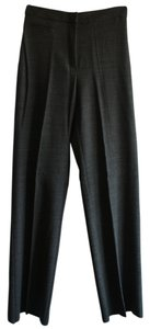 Max Mara Max & Co Straight Pants Dark grey (mottled grey)