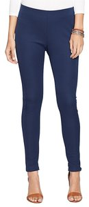Lauren Ralph Lauren navy blue Leggings