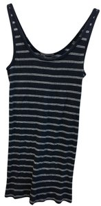 Vince Top Navy/White