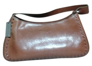 Kenneth Cole Satchel in pecan brown