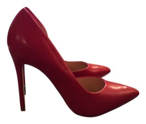 Liliana Stilettos Sexy Red Pumps