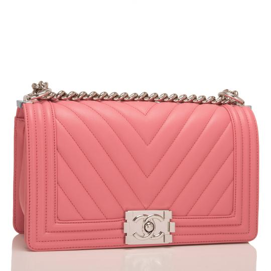 4b473836ece2 Chanel Boy Bag Medium Pink | Stanford Center for Opportunity Policy ...