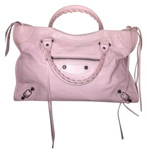 Balenciaga Satchel in Rose